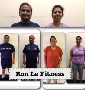 Ron Le Fitness Los Angeles personal trainer