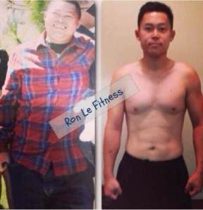 Ron Le Fitness San Gabriel Valley personal trainer
